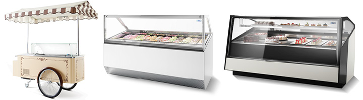 ISA Refrigerated Display Cabinets