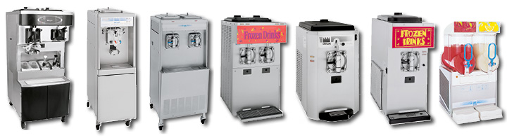Taylor Shake & Frozen Beverage Equipment