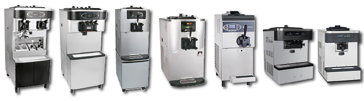 Taylor Soft Serve Machines