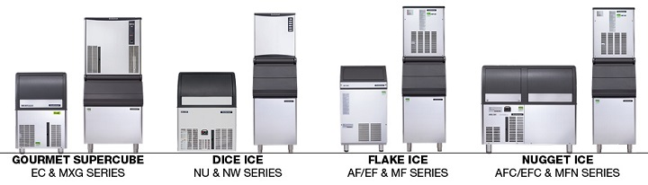 Scotsman Ice Machines with XSafe